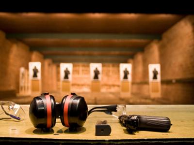 indoor pistol range insurance