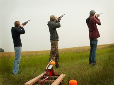 sporting clay insurance
