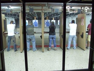 pistol range insurance